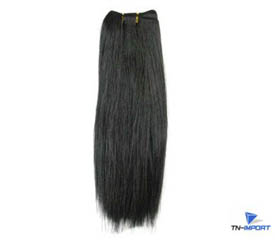 2 x Nubian Queen Yaki natural weave 7,5""